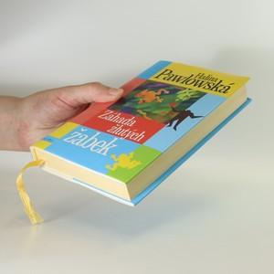 antikvární kniha Záhada žlutých žabek, 2005