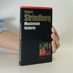 náhled knihy - Manželské historie