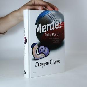 náhled knihy - Merde! Rok v Paříži