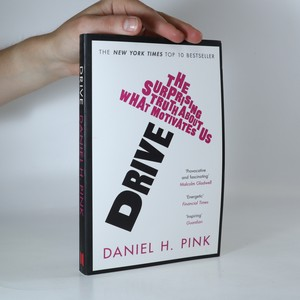 náhled knihy - Drive. The surprising truth about what motivates us
