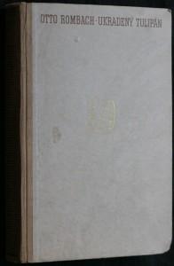 náhled knihy - Ukradený tulipán