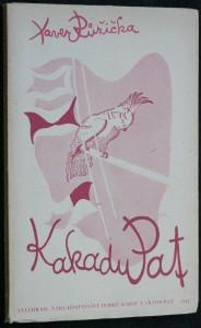náhled knihy - Kakadu Pat : příběh ptačího života