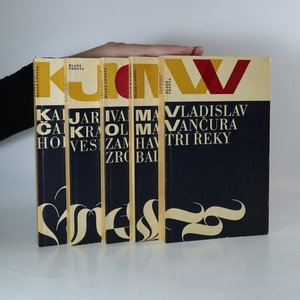 náhled knihy - 5x edice Zlatá pečeť (5 svazků, viz foto)
