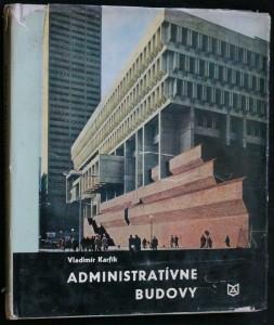 náhled knihy - Administratívne budovy