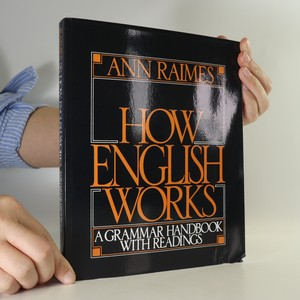náhled knihy - How English works. A grammar handbook with readings