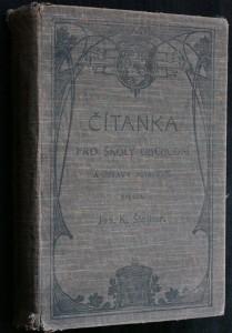 náhled knihy - Čítanka pro školy obchodní a ústavy příbuzné