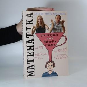 náhled knihy - Matematika pro trojkaře aneb Maturita v kapse
