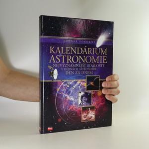náhled knihy - Kalendárium astronomie