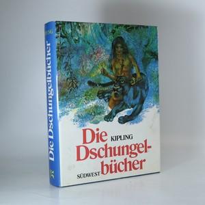 náhled knihy - Die Dschungelbücher (je cítit zatuchlinou)