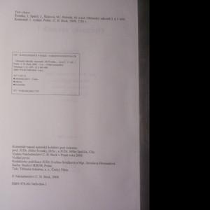 antikvární kniha Občanský zákoník I-II. Komentář (2 svazky), 2008