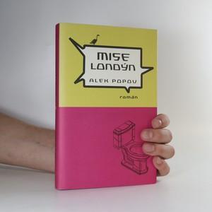 náhled knihy - Mise Londýn