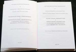 antikvární kniha Česká polonistika a polská bohemistika, 1995