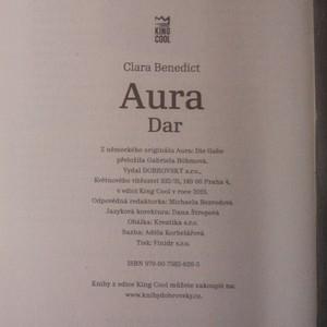 antikvární kniha Aura. Dar, 2019