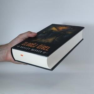 antikvární kniha Zloděj čísel, 2020