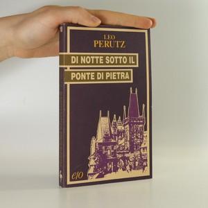 náhled knihy - Di notte sotto il Ponte di pietra