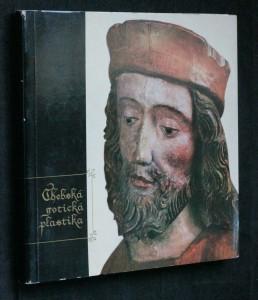 náhled knihy - Chebská gotická plastika : stálá sbírka