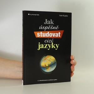 náhled knihy - Jak úspěšně studovat cizí jazyky