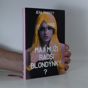 náhled knihy - Mají muži radši blondýnky?