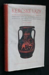 náhled knihy - Kerčské vázy se zřetelem k památkám v československých sbírkách