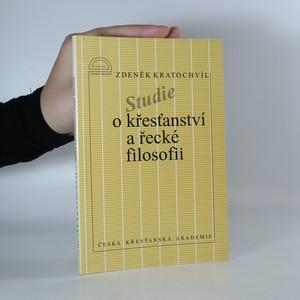 náhled knihy - Studie o křesťanství a řecké filosofii