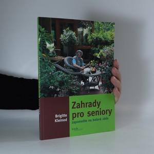 náhled knihy - Zahrady pro seniory