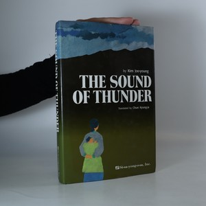 náhled knihy - The sound of thunder
