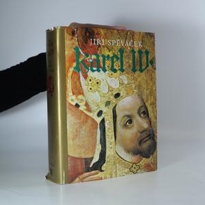 náhled knihy - Karel IV. Život a dílo