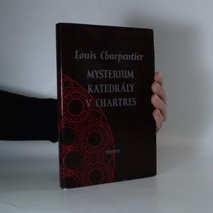 náhled knihy - Mysterium katedrály v Chartres