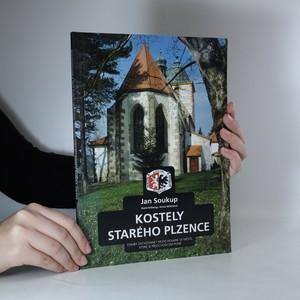 náhled knihy - Kostely Starého Plzence