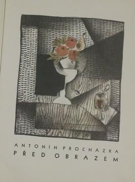 náhled knihy - Před obrazem : přednáška proslovená u příležitosti návštěvy Dělnické akademie na výstavě SVU v Brně; číslo výtisku 127