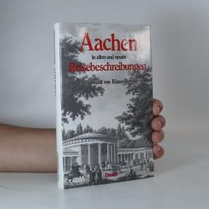 náhled knihy - Aachen in alten und neuen Reisebeschreibungen