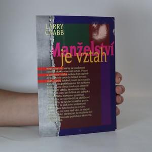 náhled knihy - Manželství je vztah