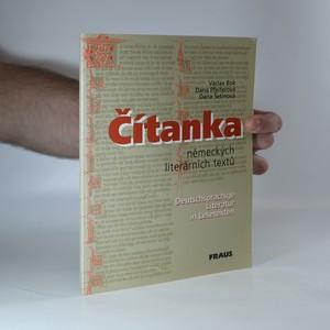 náhled knihy - Čítanka německých literárních textů. Deutschsprachige Literatur in Lesetexten