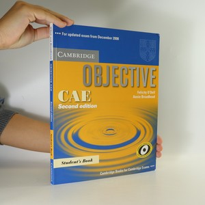 náhled knihy - Objective CAE. Student's Book