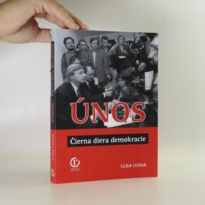 náhled knihy - Únos. Černá díra demokracie