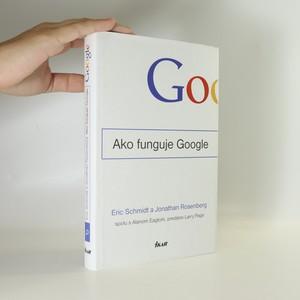 náhled knihy - Ako funguje Google