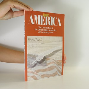 náhled knihy - About America. The constitution of the United States of America