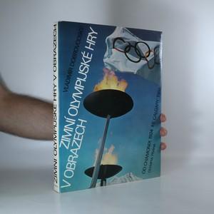 náhled knihy - Zimní olympijské hry v obrazech