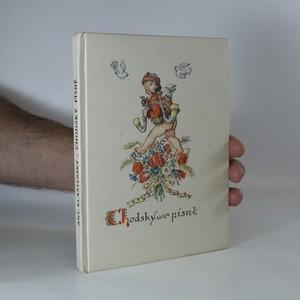 náhled knihy - Chodský písně