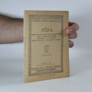 náhled knihy - Aida
