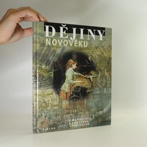 náhled knihy - Dějiny novověku