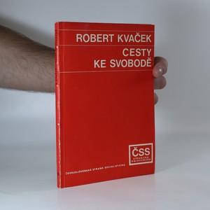 náhled knihy - Cesty ke svobodě