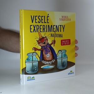 náhled knihy - Veselé experimenty na doma