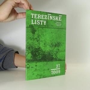 náhled knihy - Terezínské listy. 37/2009