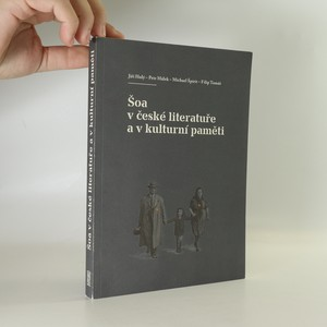 náhled knihy - Šoa v české literatuře