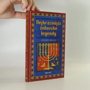 náhled knihy - Nejkrásnější židovské legendy