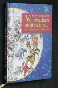 náhled knihy - Ve hvězdách stojí psáno-- : astrologický místopis