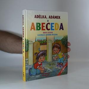 náhled knihy - Adélka, Adámek a abeceda