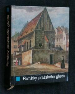 náhled knihy - Památky pražského ghetta