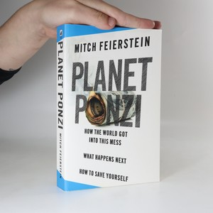 náhled knihy - Planet Ponzi. How the world got into this mess. What happens next. How to save yourself.